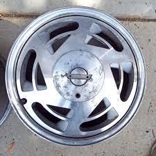 for sale set of four original 1989 corvette wheels