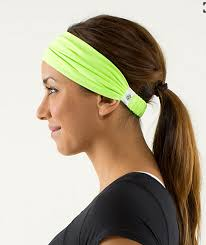 athletic headbands working out wearing athletic headbands lululemon
