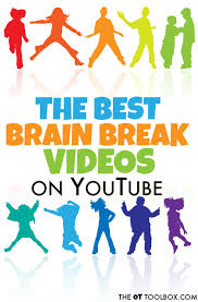 best brain breaks on the ot toolbox