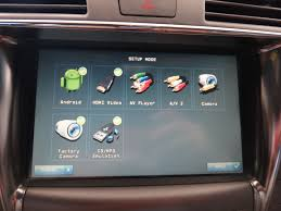 lexus is 250 demo sale my android integration demo video with vais technologies ivic