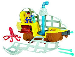 amazon fisher price jake land pirates