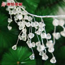 aliexpress com buy christmas tree hanging decoration 1 1m length