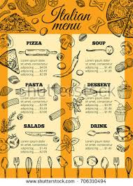 italian menu in addition to pizza pop u0027s offers homemade pastas