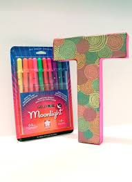 pens that write on black paper gelly roll moonlight 30 years of gelly roll neonletter3 jpg