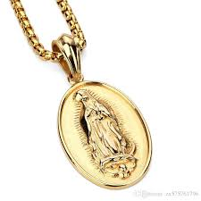 man gold necklace wholesale images 18k gold locket pendant wholesale fashion men necklace blessed jpg
