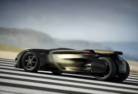 peugeot concept peugeot uveils the ultra fast ex1 concept
