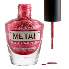 everyday low price nail polish la metallic nail polish at