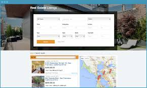 real estate listings free caspio application caspio