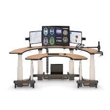 Stand Up Computer Desk Adjustable Adjustable Stand Up Computer Desk Converter Afcindustries
