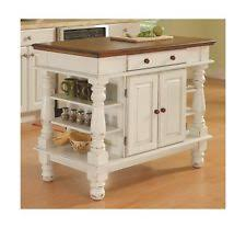 antique white kitchen island home styles americana antiqued white kitchen island ebay