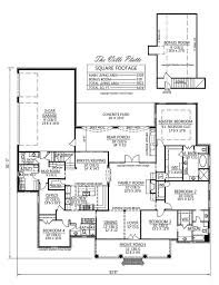 southern home floor plans southern homes floor plans esprit home plan