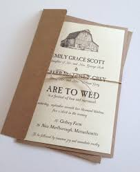 barn wedding invitations rustic barn wedding invitations to your friends elite