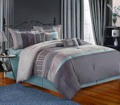 blue bedroom ideas grey and blue bedroom ideas attractive black floral bedcover