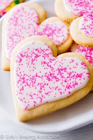 heart shaped cookies 25 heart shaped cookies desserts s day treats