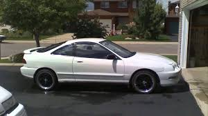 1994 acura integra youtube