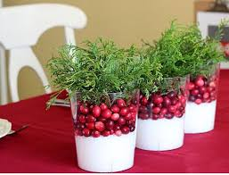 Homemade Christmas Table Decoration by Best 25 Christmas Table Decorations Ideas Only On Pinterest
