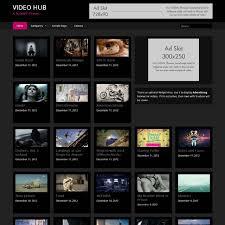 6 top premium u0026 free video themes wordpress 2016 beau magazine
