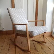 Knoll Rocking Chair Spring Upholstery Giving Old Chairs A New Lease Of Life