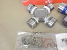 Dodge Ram 99 - u joint kit 98 to 99 dodge ram 3500 front 4x4 2 part drive shaft