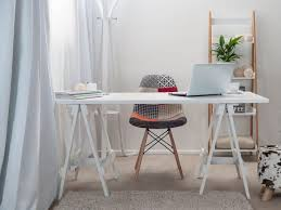 White Home Office Furniture Sets Desks 66 Most Splendid Modern White Desk Flair With Drawers Study