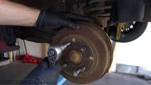 2003 honda civic brake pads how to replace and adjust rear brake drum honda civic years 1990