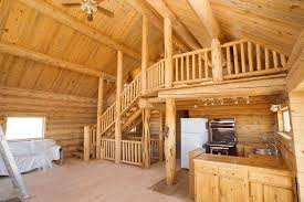 interior log homes log home restoration log home care