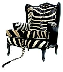 Zebra Dining Chair Covers Zebra Dining Chair Covers With Zebra Fabric Upholstered Chair