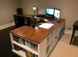 How To Assemble A Computer Desk 23 Diy Computer Desk Ideas That Make More Spirit Work Diy