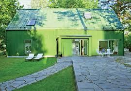 spectacular retro futuristic of facade retreat house design in f