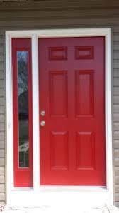 Refinish Exterior Door Door Painting Refinishing Installation Front Doors