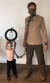 Mad Max Costume Mad Max And War Boy Nux Father Son Costume 3 Steps With Pictures