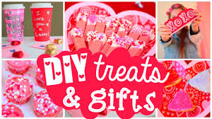 5 valentine u0027s day diy gift ideas