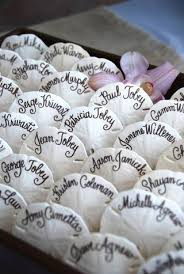 personalized sand dollars tickled pink brides orlando florida s premier wedding planner