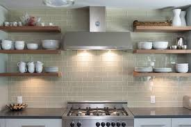 Kitchen Wall Design Ideas White Wall Shelves For Effective Storage In Small Kitchen