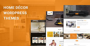 Home Decorating Website Home Decor Wordpress Themes For Decoration And Interior Websites