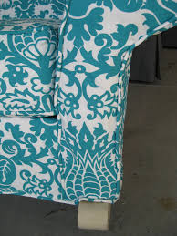 Custom Slipcovers By Shelley Custom Slipcovers By Shelley Upholstered Rocking Chair Pottery Barn