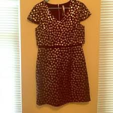 women u0027s kensie polka dot dress on poshmark