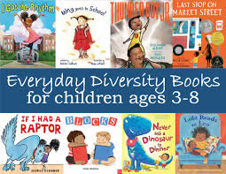 everyday diversity for children a list of kids u0027 books for