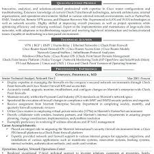 Cisco Network Engineer Resume Sample Network Security Administrator Resume 2 3 30 Professional And