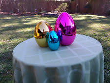 large fillable easter eggs easter egg containers in collectables ebay