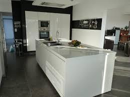 configuration cuisine cuisine et ilot central 2 cuisine avec ilot central et table prix