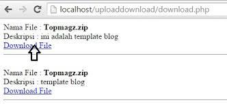 cara membuat form upload file dengan php tutorial membuat upload dan download file dengan php dan mysqli