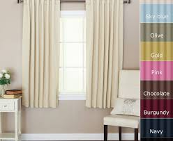 Blackout Curtains 72 Wide Curtains Winsome Pink Mia Blackout Eyelet Curtains Illustrious