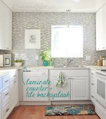 How To Do A Kitchen Backsplash 10 Beautiful Kitchens With Laminate Countertops