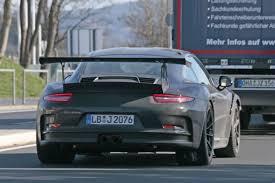 porsche 911 gt3 2018 porsche 911 gt3 rs review top speed