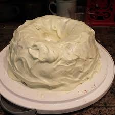 key lime poundcake with key lime cream cheese icing recipe by