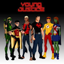 young justice the team young justice vs gundam exia gundam 00 spacebattles
