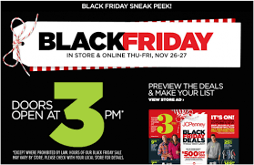 jcpenney black friday ad 2015 utah sweet savings
