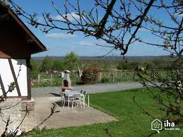 Tudor Style Cottage Gîte Self Catering For Rent In Marais Vernier Iha 13046