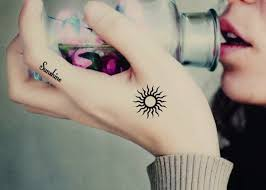 best 25 small sun tattoos ideas on pinterest sun tattoos tiny